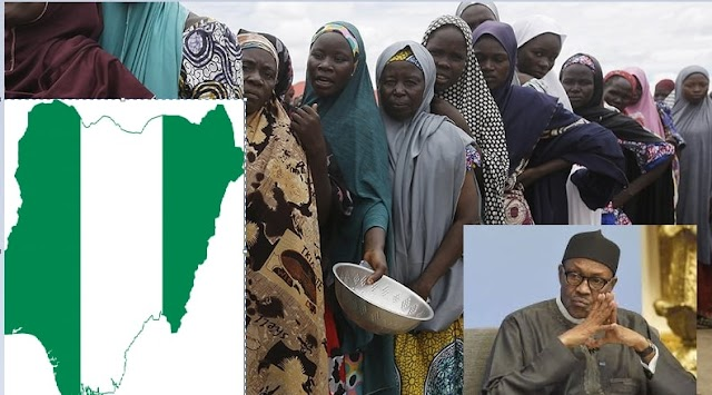 Disgraceful: Nigeria, Most Populous Black Nation In The World Ends 2018 With 90.8 Million People Living In Extreme Poverty