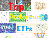 Top Performing US Stock ETFs in 2017