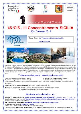 Campionato Italiano a Squadre  - Sicilia 2013