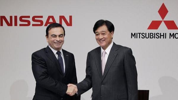 Alianza estratégica entre Nissan y Mitsubishi