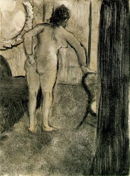 Cambra d'un bordell (Edgar Degas)
