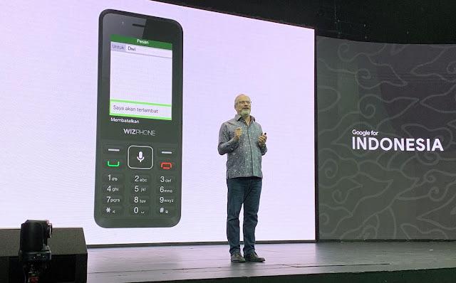 Wizphone dari Google Dijual dengan Harga Terjangkau