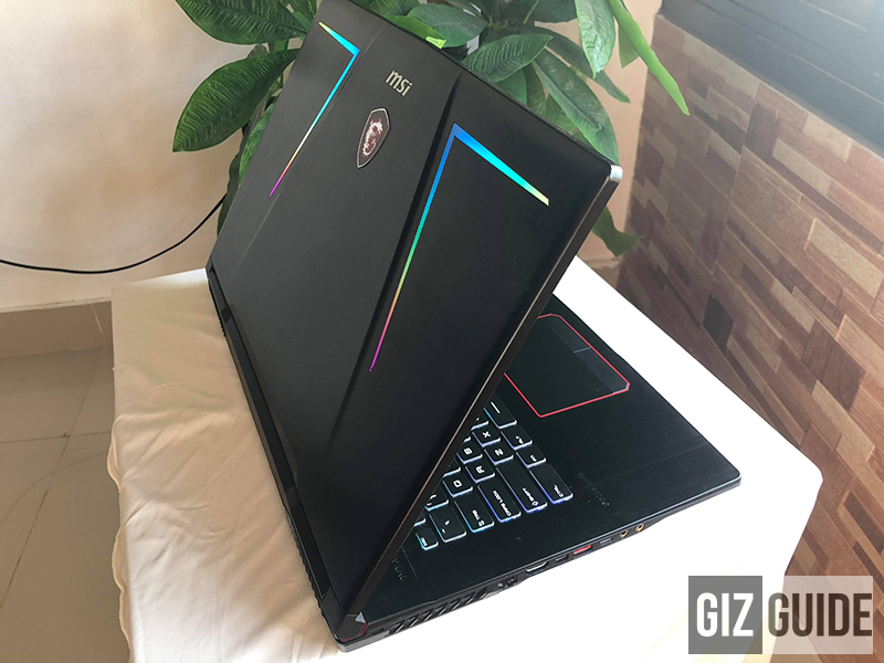 MSI GE73 Raider RGB 8RF Review - The Gaming Laptop For You?