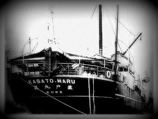 O Navio Kasato-Maru