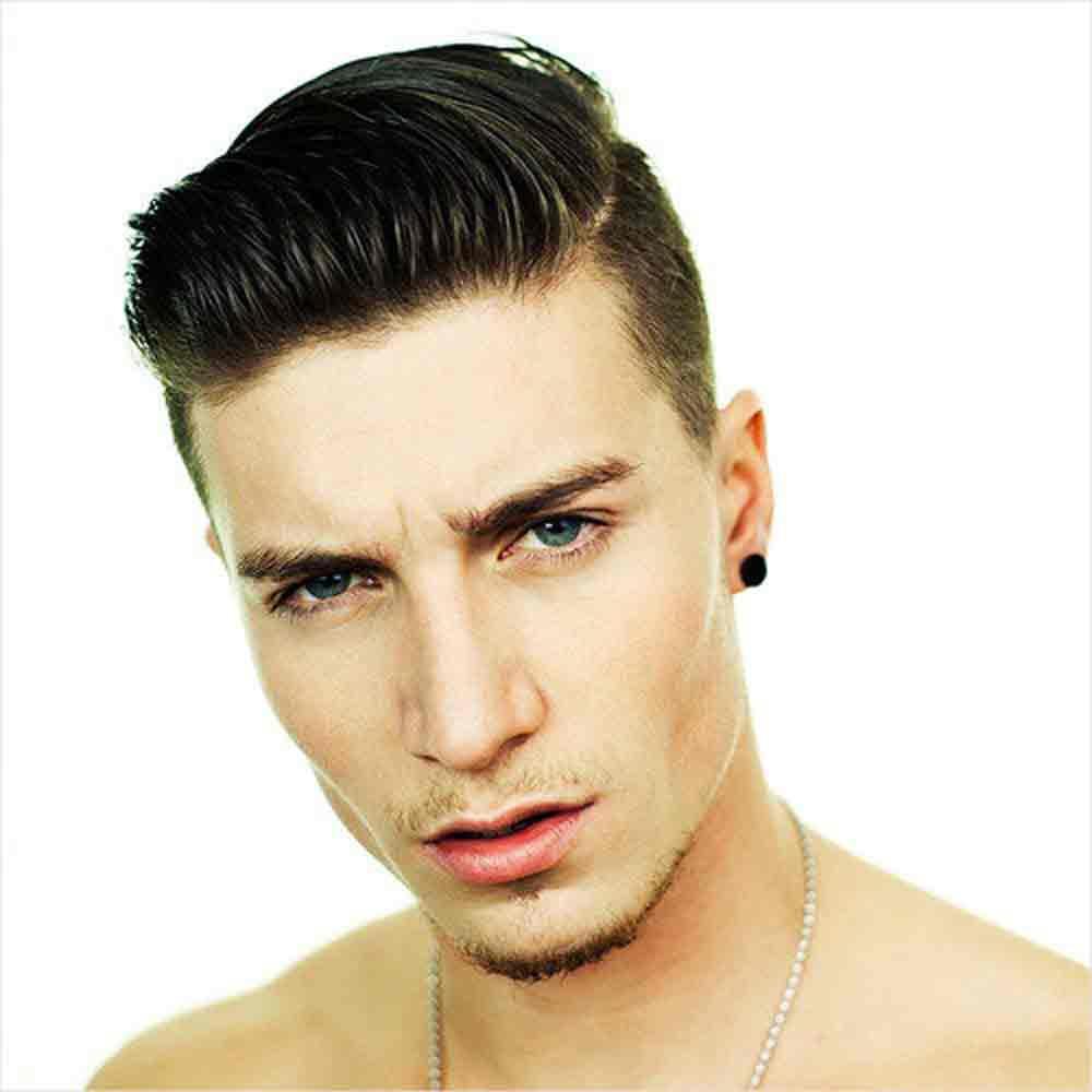 23 model rambut pendek pria terbaru 2018 yang instagramabble banget