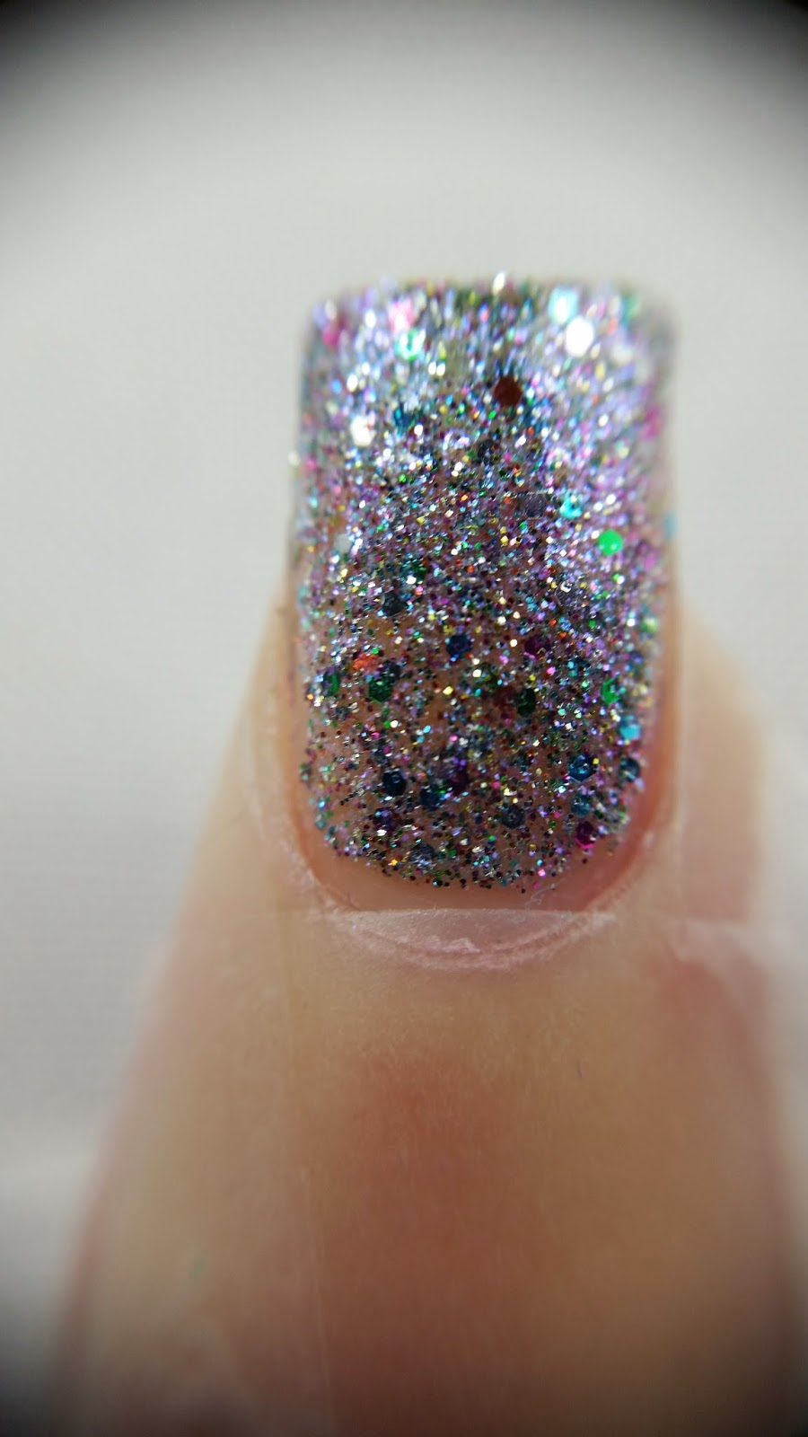 china glaze liquid crystal nail polish