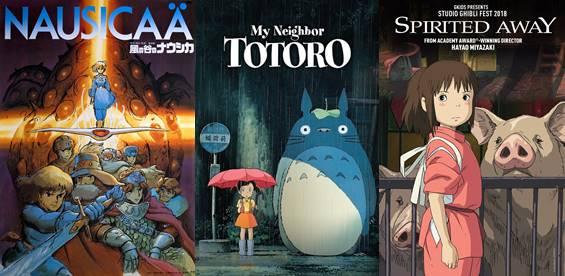 film animasi terbaik karya hayao miyazaki, film animasi terbaik hayao miyazaki terbaru studio ghibli