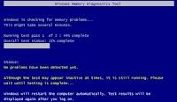 Verifica Test RAM del PC con diagnostica memoria Windows