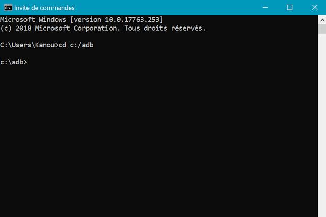 تثبيت ADB- وFastboot -من أجل -عمل- فلاش -للهاتف