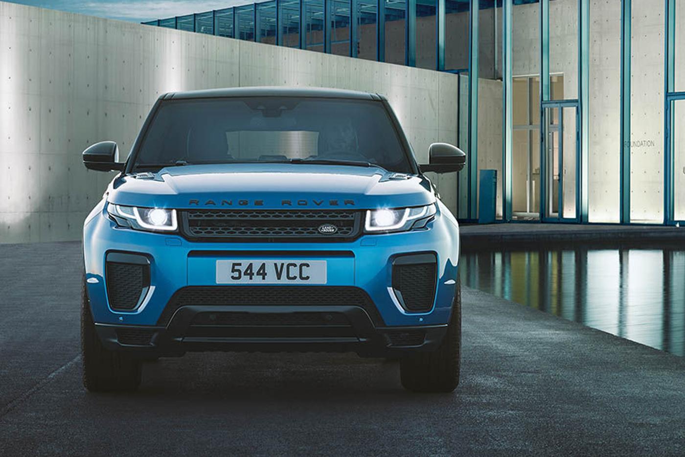 giá xe range rover evoque 2018