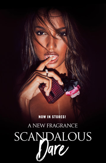 nuevo perfume Scandalous Dare de Victoria's Secret