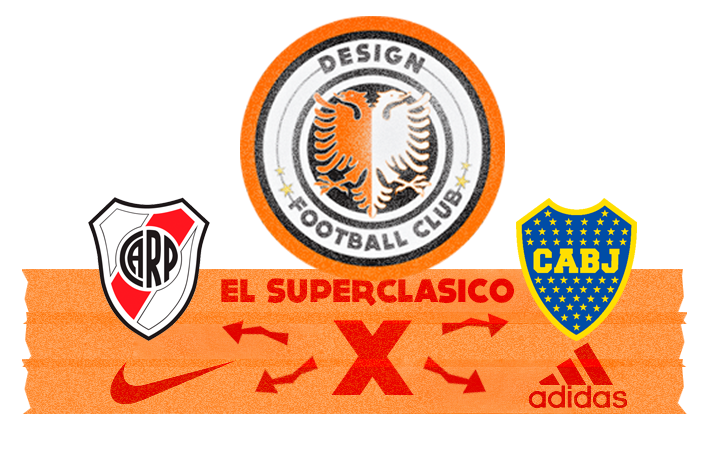 Design Football Club: El Superclasico: Boca Juniors Vs