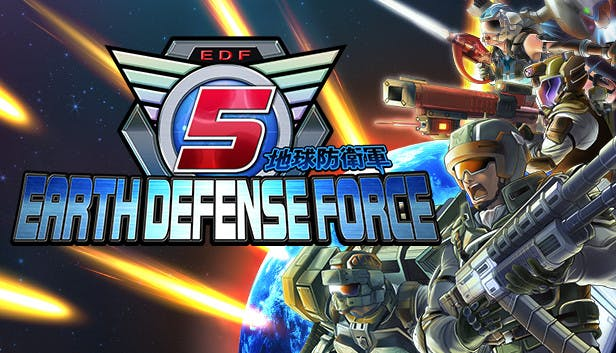 EARTH DEFENSE FORCE 5 PC Game Download