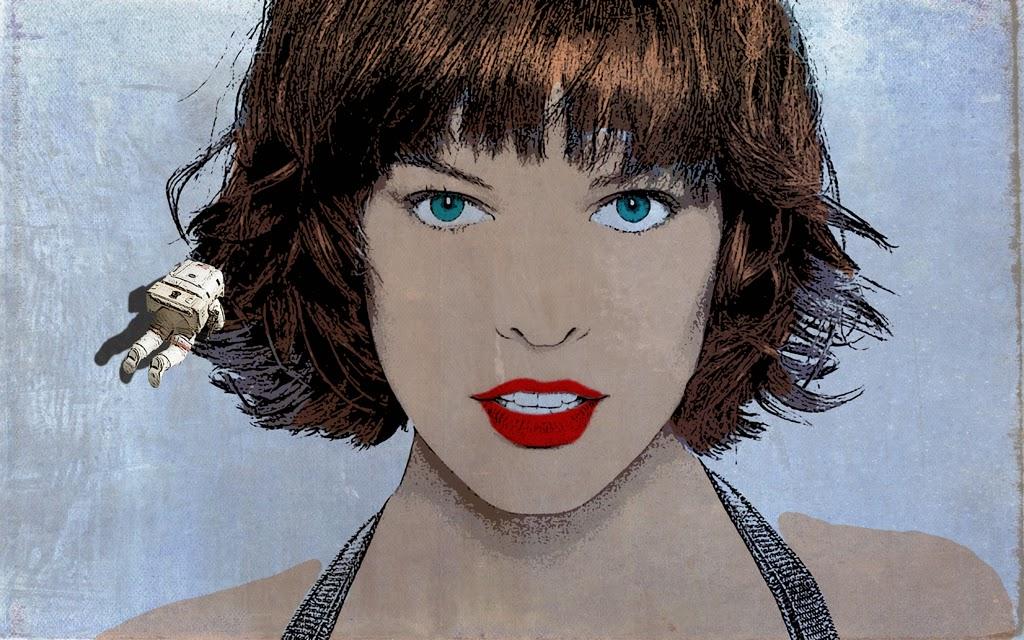 Milla by Tom Colbie Art