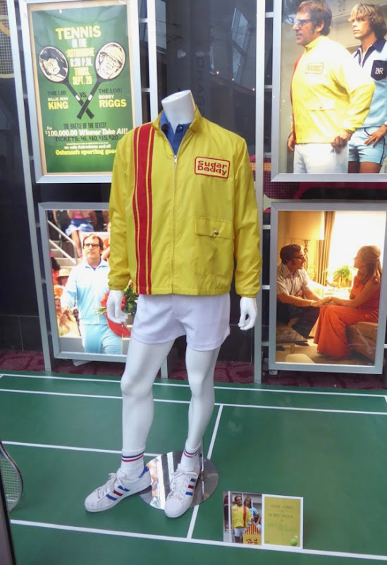Steve Carell Battle of Sexes Bobby Riggs film costume
