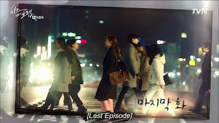 SINOPSIS Cheese In The Trap Episode 16 Bagian 1