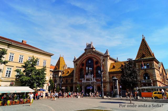 Mercado de Budapeste