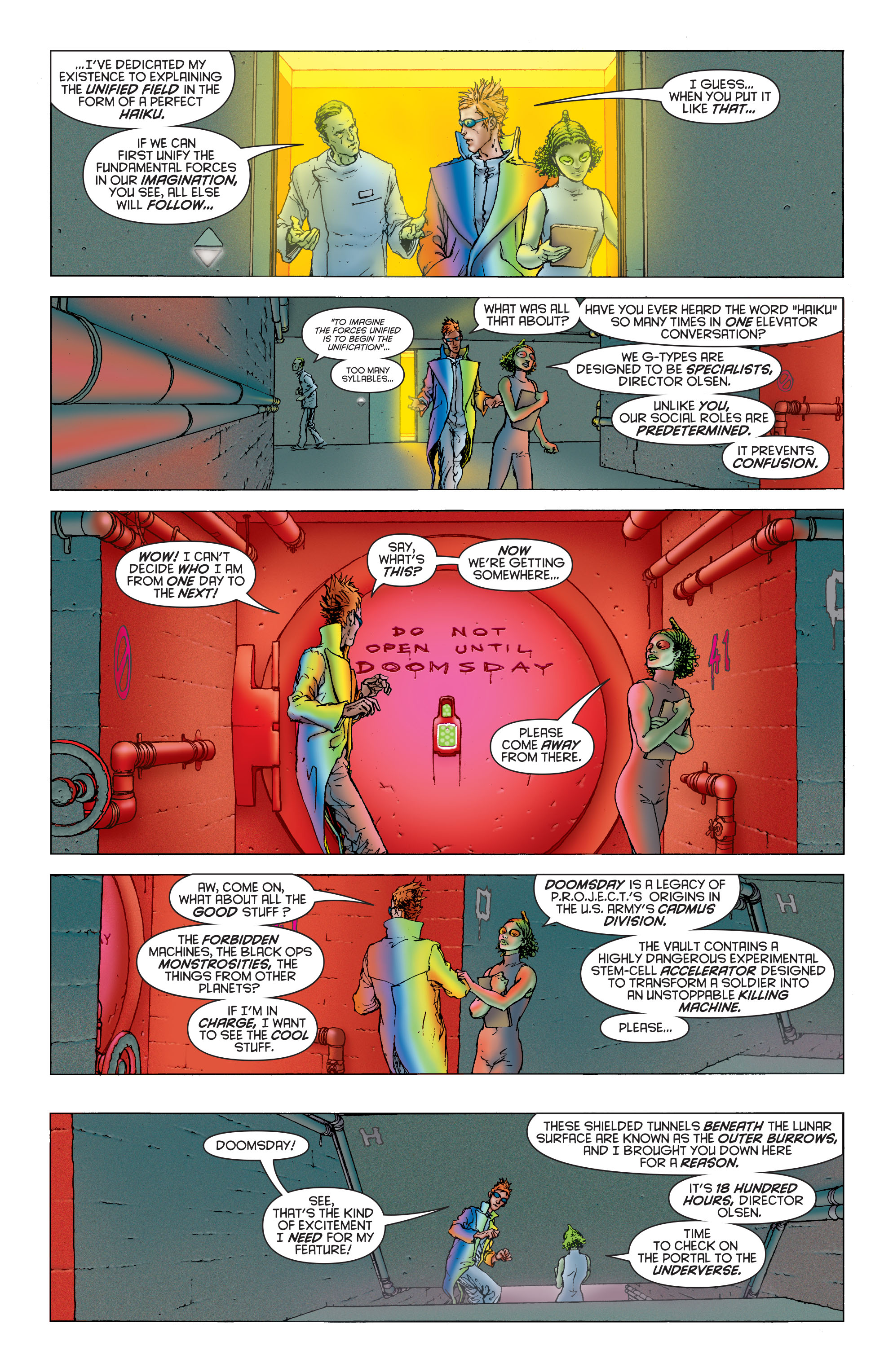 Read online All Star Superman comic -  Issue #4 - 6