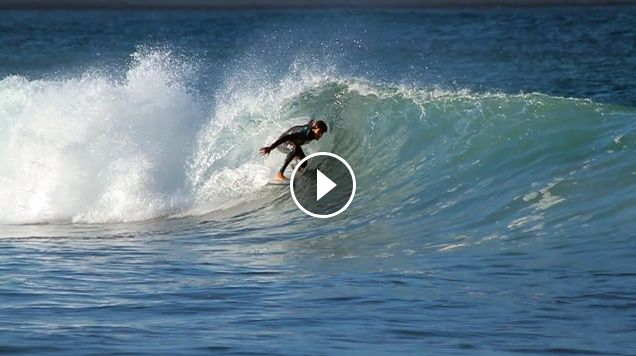 Mediterranean Slab - 24 March 2016 surf session