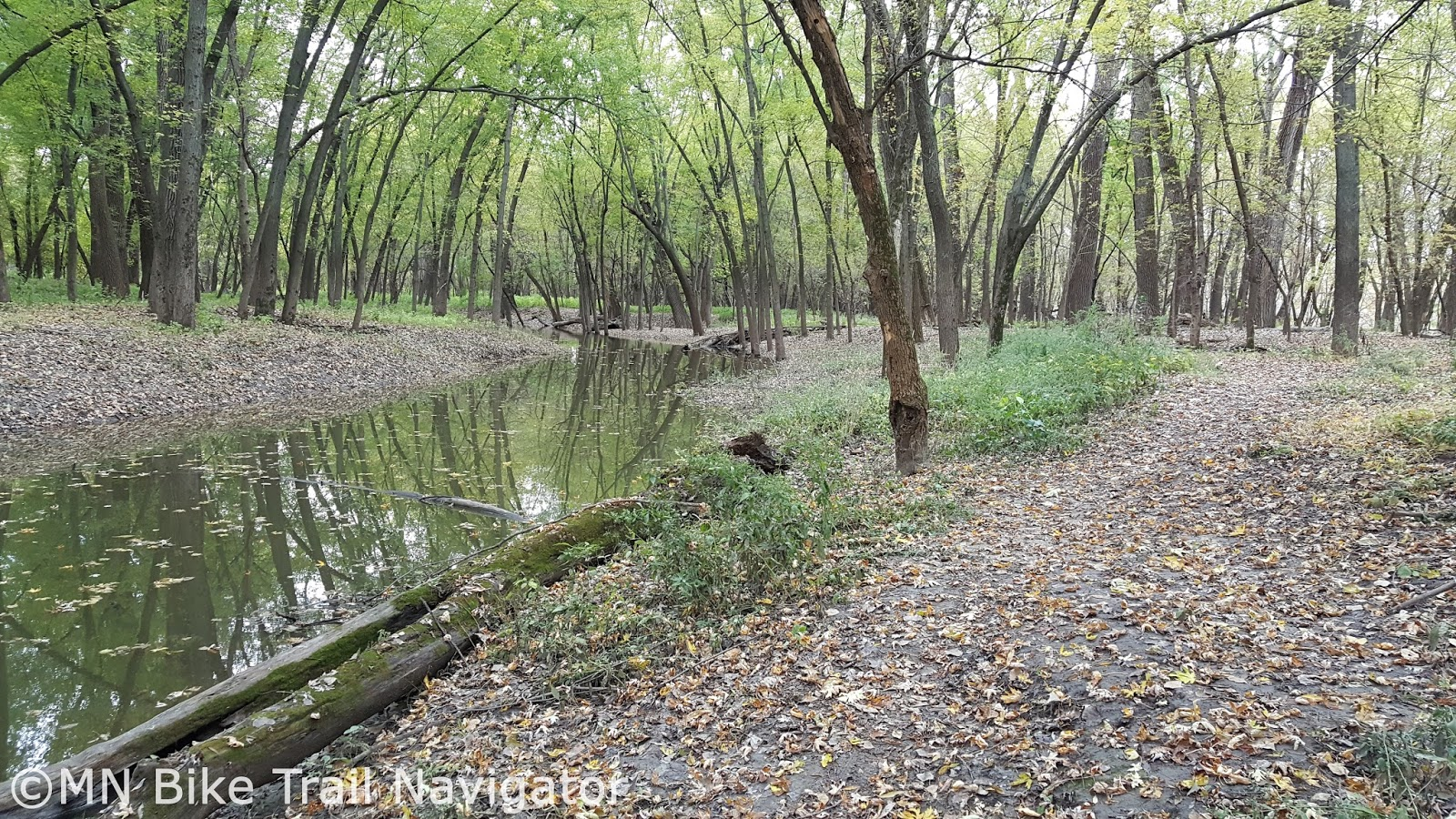 Mn Bike Trail Navigator Mn River Bottoms Flooding Update