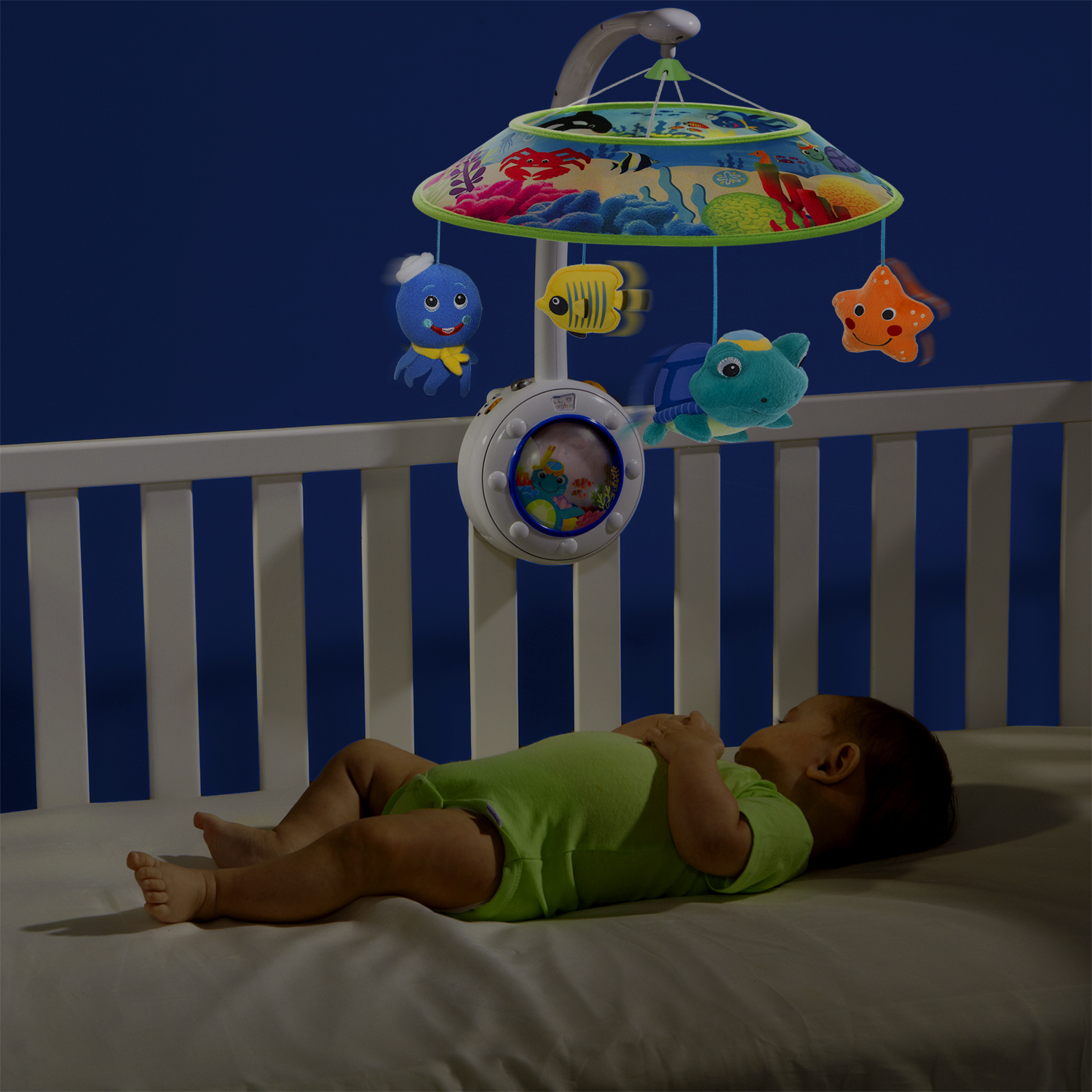 How To Be The Best Nanny Baby Einstein Sweet Sea Dreams