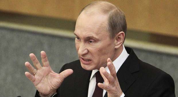Putin: The West is Controlled by Satanic Pedophiles