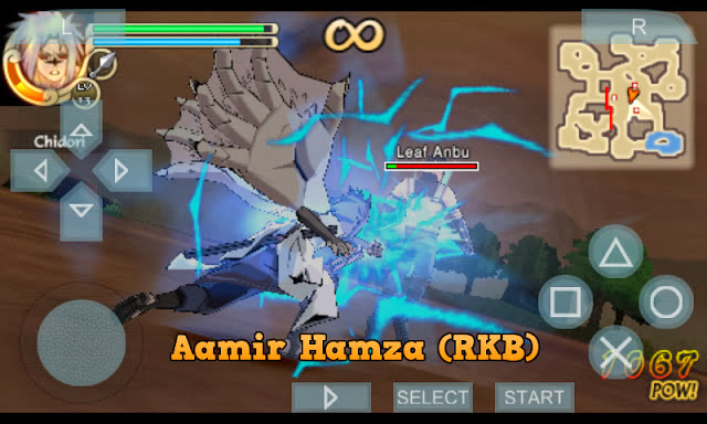 Download Naruto Shippuden Ultimate Ninja Impact PSP Android Apk