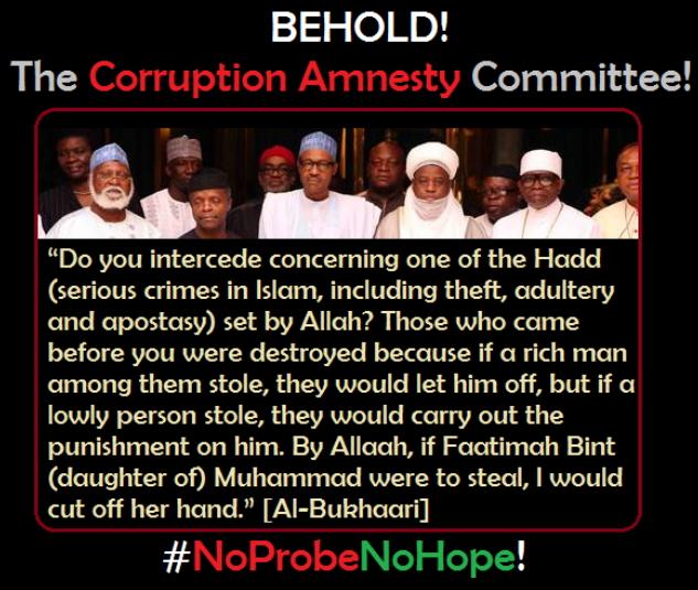 nigerian march against corruption
