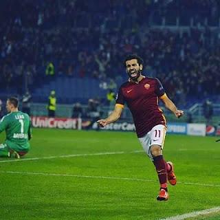 الدوري الإيطالي : جنوى 2 - روما 3 أحمد فؤاد 2 - 5 - 2016
