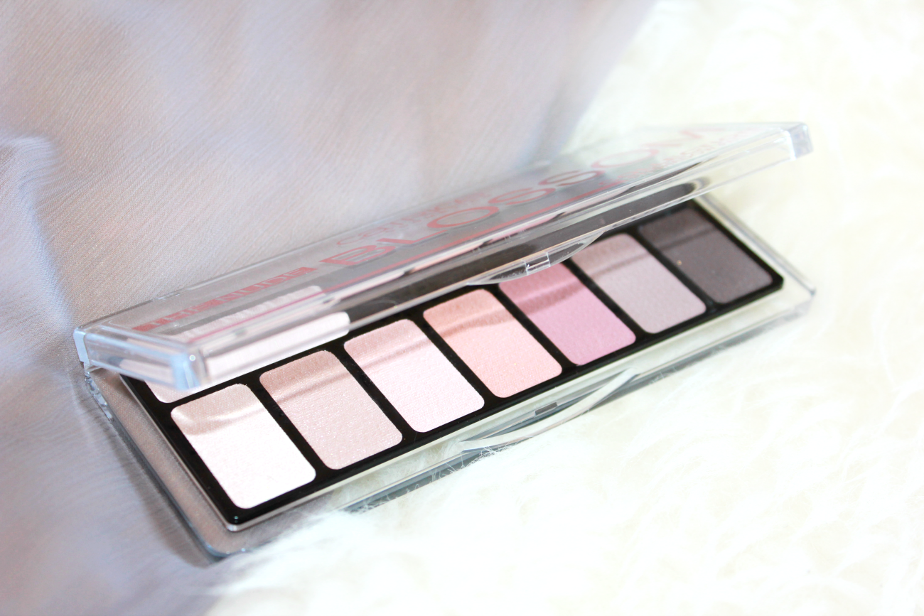 Catrice The Nude Blossom Collection Eyeshadow Palette Eye