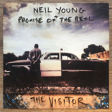 Neil Young & Promise of the Real - The Visitor [iTunes Plus