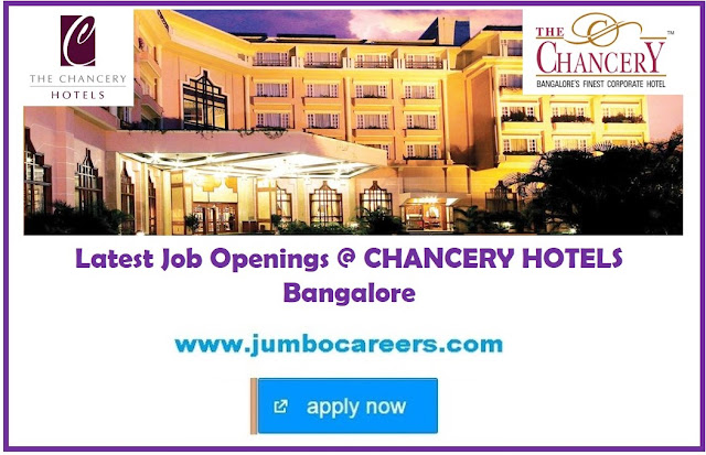 bangalore hotel jobs with salary, 5 star hotel jobs bangalore, hotel management jobs bangalore
