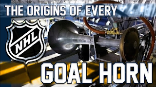 Origins of NHL Goal Horns
