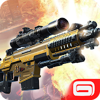 Sniper Fury : best shooter game MOD v1.7.1a Apk (Unlimited Ammo + Gold) Terbaru 2016
