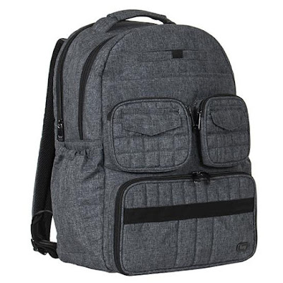 This week I m obsessed with... LUG Puddle Jumper Backpack!