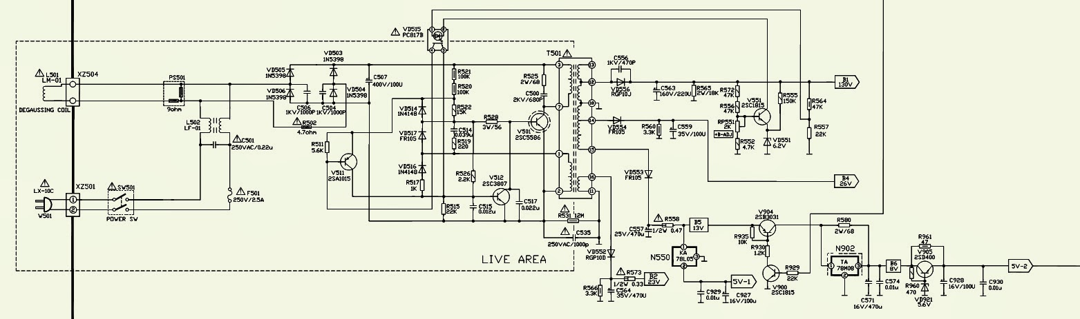 Devant Led Tv Schematic Diagram Wiring Diagram 2019