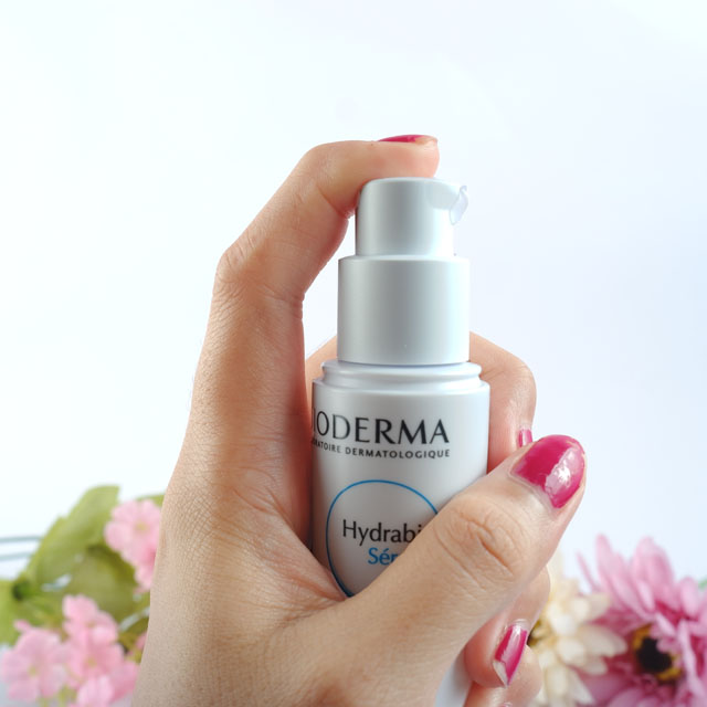 Pump Bioderma Hydrabio Serum