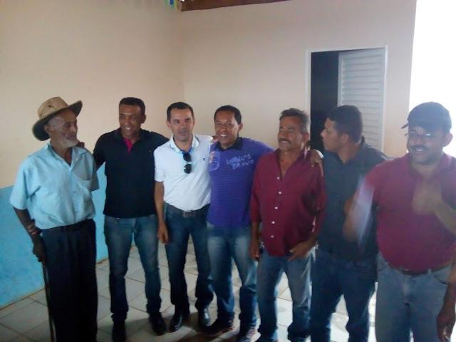 Cristópolis: Obra da água doce de Santa Rosa deve começar na próxima semana