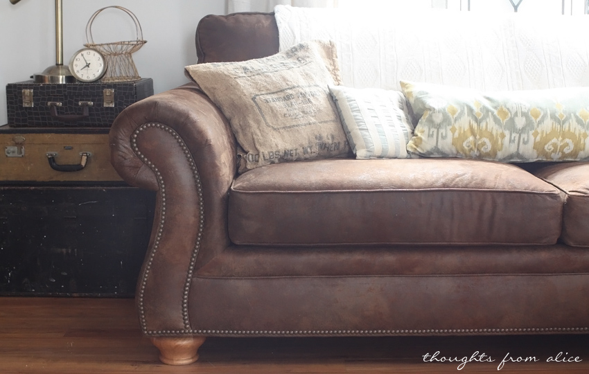 Faux Suede Sofa Brown Faux Suede Sofa 3 Seat And 2 In