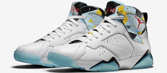 84714beee146 ajordanxi Your  1 Source For Sneaker Release Dates  Air Jordan 7 Retro N7  White Dark Turquoise-Black-Ice Cube Blue Release Reminder