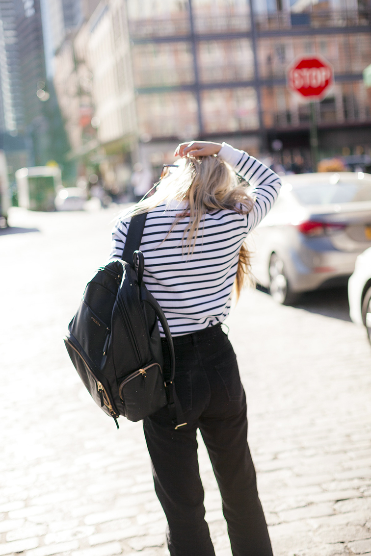 fashion over reason, etre cecile sunny side up sweatshirt, vansgirls, classic vans, tummy voyageur leather backpack