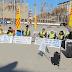 San Jose: Tổ chức tuyệt thực cho nhân quyền Việt Nam, tháng 12 năm 2018.