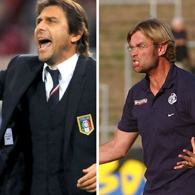 Conte, Klopp, Chelsea, Liverpool