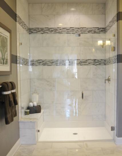 Motif Keramik dinding kamar mandi minimalis model terbaru tahun 2018