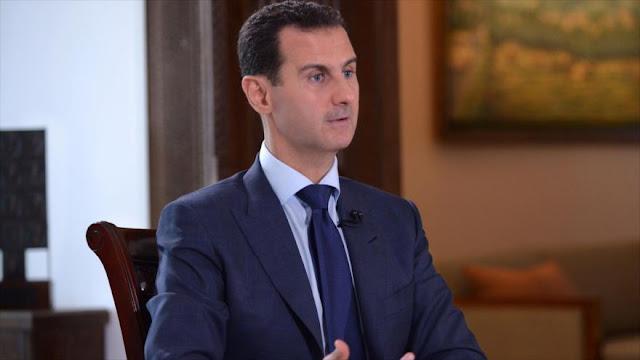 Siria considera cerco económico más peligroso que el terrorismo