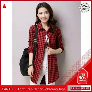 Jual RRJ314A55 Atasan Red Tshirt Wanita Sk Terbaru Trendy BMGShop