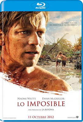 Lo Imposible (The Impossible) 2012 BD25 Latino
