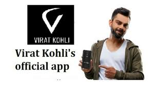 Virat Kohli APP LAUNCH KNOW ABOUT IT