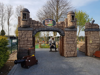 Smugglers Bay Adventure Golf at Stonham Barns