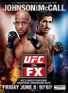 8+(1) Download – UFC on FX3: Johnson vs. McCall – HDTV